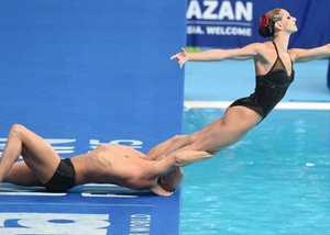 Synchronised Swimming Discipline