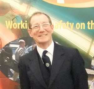 Gerry Griffin Finance Officer