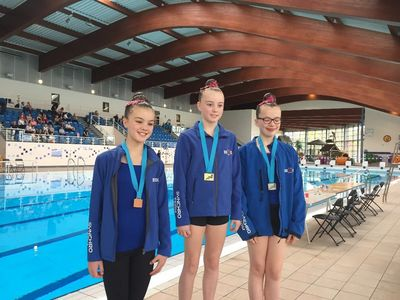 12 and under figure winners; Robyn Ashworth first, Grace Hiscutt second and Amelie Williams third..png